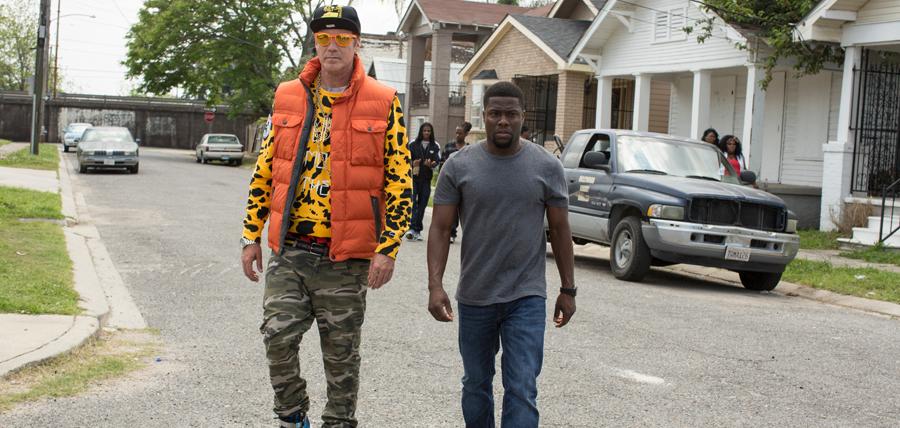 Kevin Hart şi Will Farrell în comedia Get Hard