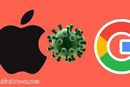 تطبيق من غوغل وآبل يخبرك بوجود مصاب بفيروس كورونا قربك