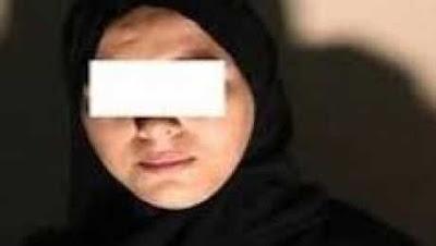 جريمة قتل بشعه .. تذبح زوجها بعد ٣ أشهر من الزواج