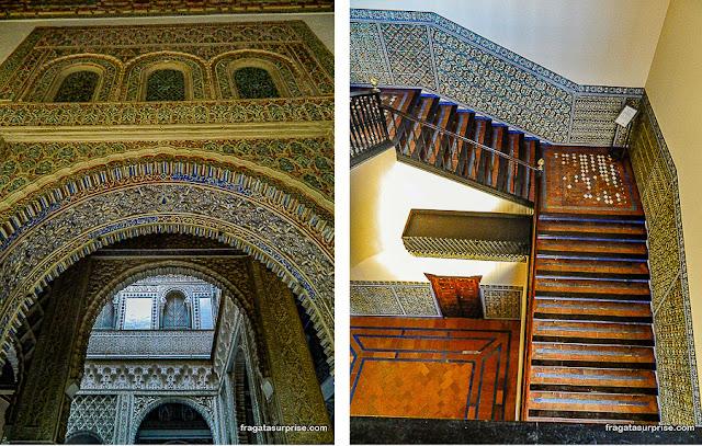 Palácio Mudéjar do Real Alcázar de Sevilha