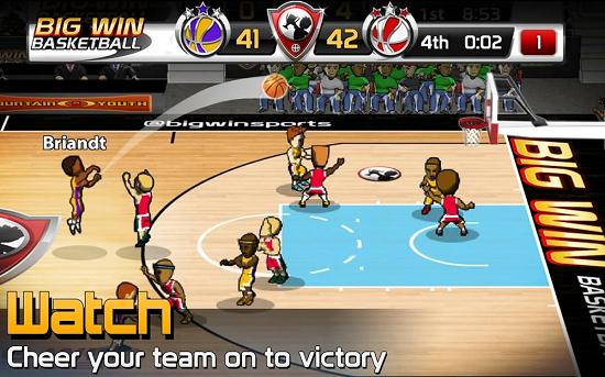 Gamplay Big Win Basketball Android