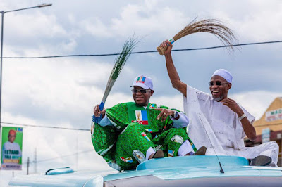 We're Happy Osun Election Was Declared Inconclusive - APC