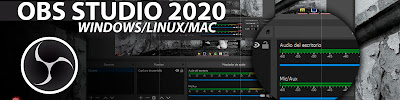 Como Descargar OBS Studio Ultima Versión 2020 FULL ESPAÑOL
