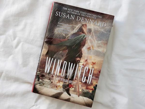 [Rezension] Windwitch - Susan Dennard