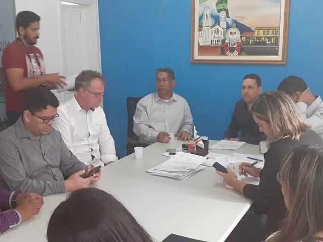 Setur, Seduc, Sepog e Deputado Dr. Neidson articulam metas para a realização do Duelo na Fronteira
