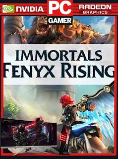 Immortals Fenyx Rising (2020) PC Full Español [GoogleDrive] SXGO