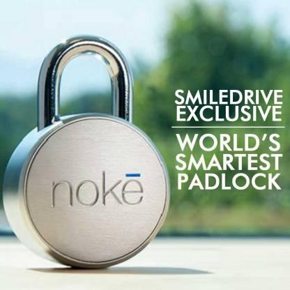 Noke  Smartest Padlock-Keyless Bluetooth Door Lock