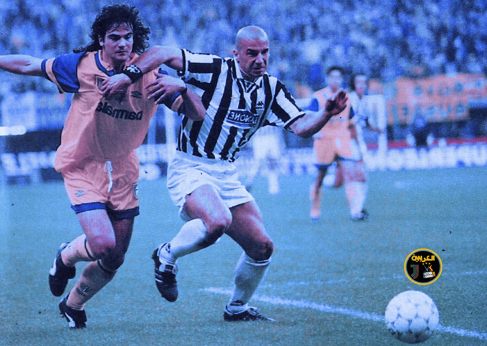 تاريخ مواجهات بارما ويوفنتوس في الدوري الإيطالي
