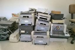 Kesalahan Membersihkan Cartridge Printer