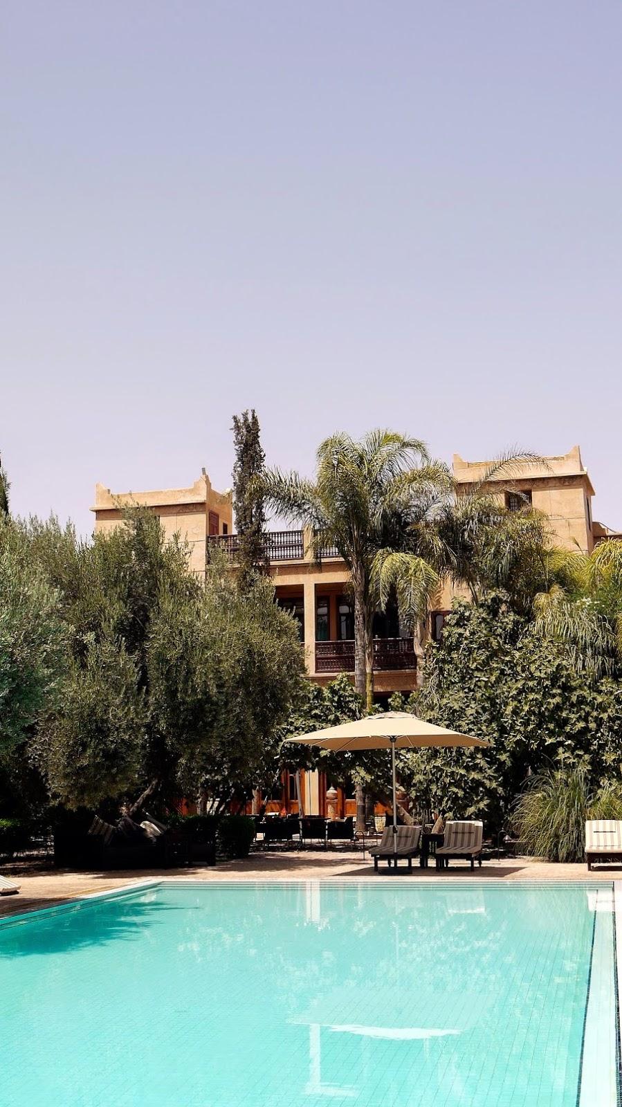La Maison Arabe Marrakech Swimming Pool