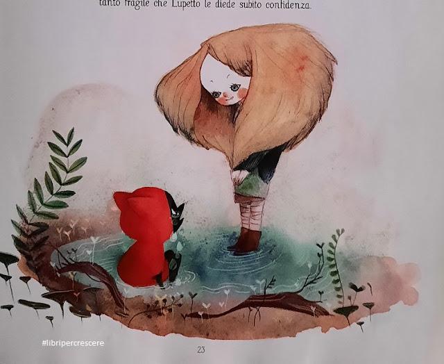 Libri per crescere: Lupetto Rosso
