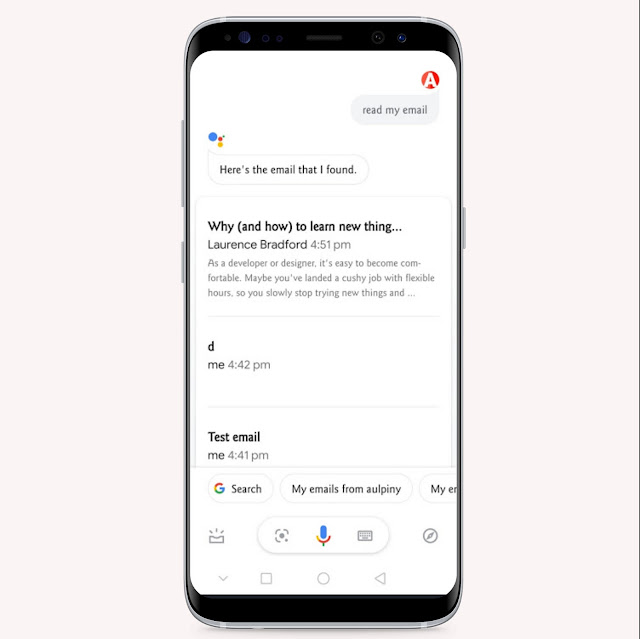 Use Google Assistant  With Gmail - Gmail Tricks