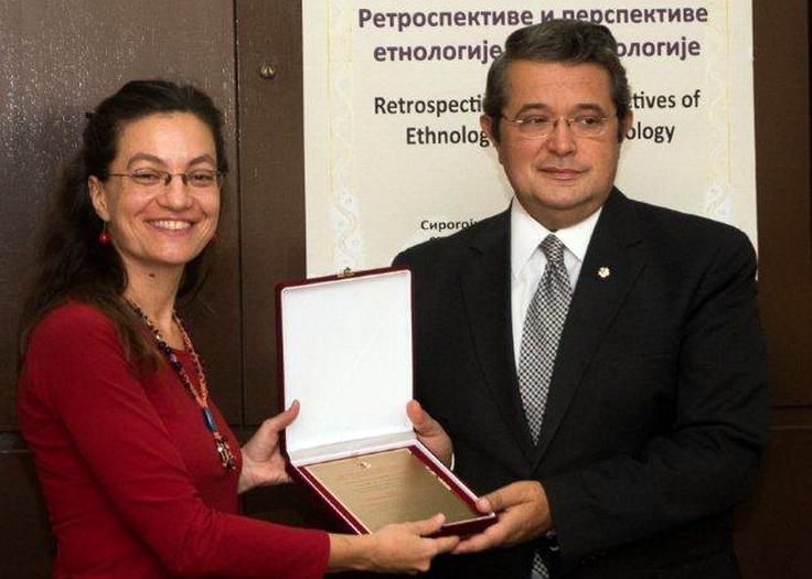 Μια ακόμη διεθνής τιμητική διάκριση για τον Καθηγητή του ΔΠΘ Μανόλη Βαρβούνη