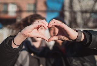 Blog Glück Glücksblog Herz Dija's World