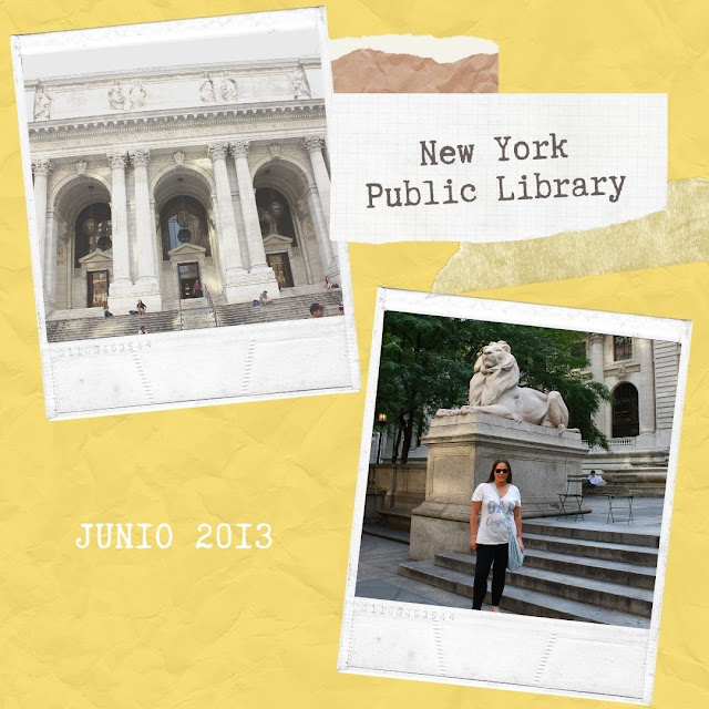 Biblioteca Pública de Nueva York (Estados Unidos)