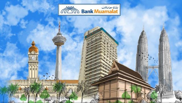 Cara Semak Baki Akaun Bank Muamalat Dengan 3 Cara Mudah