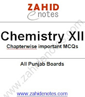 12 class chemistry chapterwise mcqs pdf