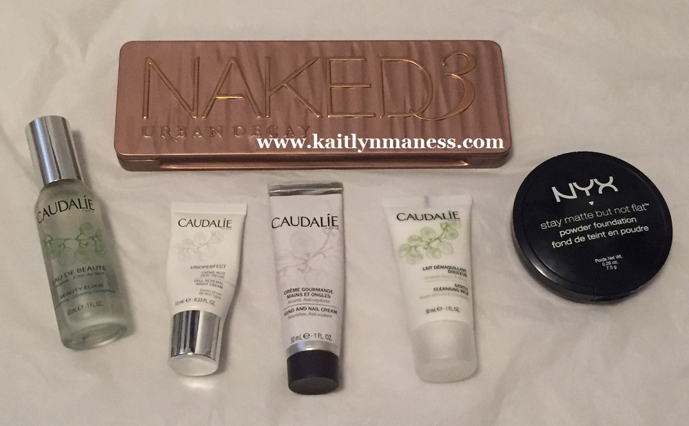 Caudalie beauty favorites