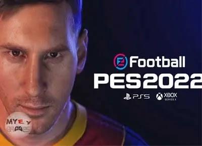 تجربة نسخة جديدة من لعبة بيس PES 2022 نسخة تجريبية من كونامي