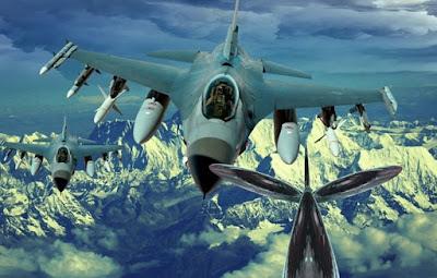 طائرات,حربية,تحلق,فوق,تيرول,بسبب,طائرة,اسبانية