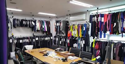 Garment sample room-Texpedia