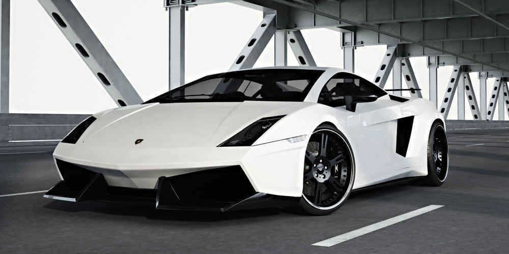 Customize Your Own Car >> Best Lamborghini Gallardo Wheels - Modern Image Car ...