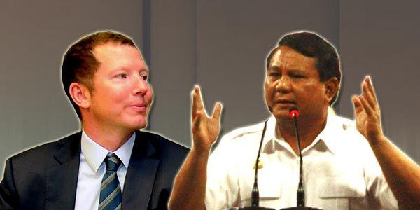 Catat, Hashim Tegaskan Prabowo Tak Berbisnis dengan Yahudi
