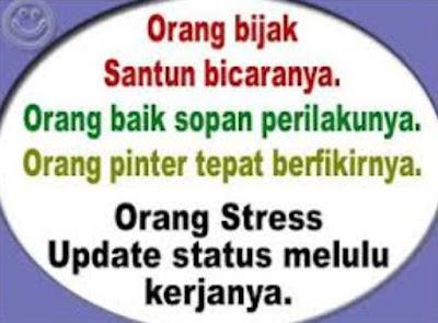 KUMPULAN Status Facebook Lucu Paling Kocak Terbaru FB Gokil Update