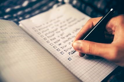 We often jot down a list of what our ideal job looks like - location, pay rate, benefits, workmates, boss, etc.
