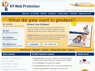 شرح برنامج kp web protection لحماية اطفالك من مخاطر الانترنت