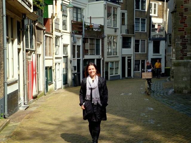 Devaneios de Biela na Holanda - Gabi Pizzato