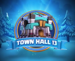Update Town Hall 13 Clash Of Clans