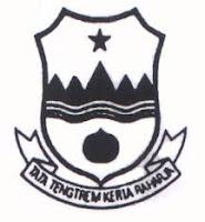 Download Contoh Gambar Logo Lambang Library Pendidikan Hitam Putih Kab