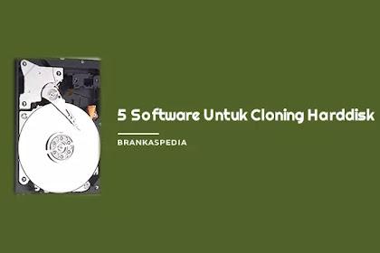 5 Software Untuk Cloning Hardisk
