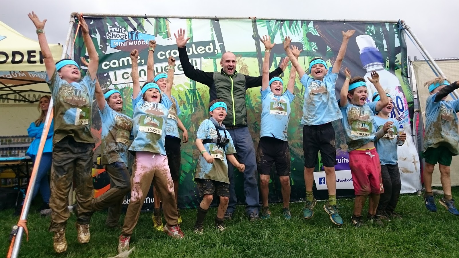Shoot the fruit - Take A Look At The Fruit Shoot Mini Mudder Website And Find Your Closest Mini Mudder Event And Get The Family Up There To Get Muddy We Had A Ball Of A