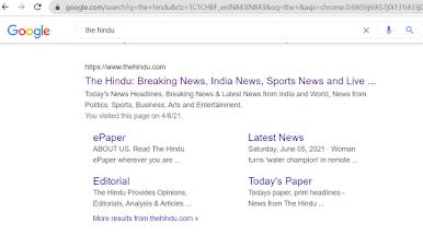 Todays THE HINDU Newspaper PDF free download