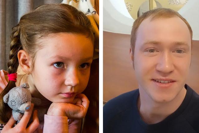 Слесарь спас маленькую девочку с раком крови!!!