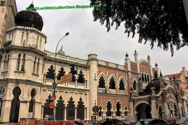 Old Sessions and Magistrates Court building, KL Historic City Centre, KL, Malaysia