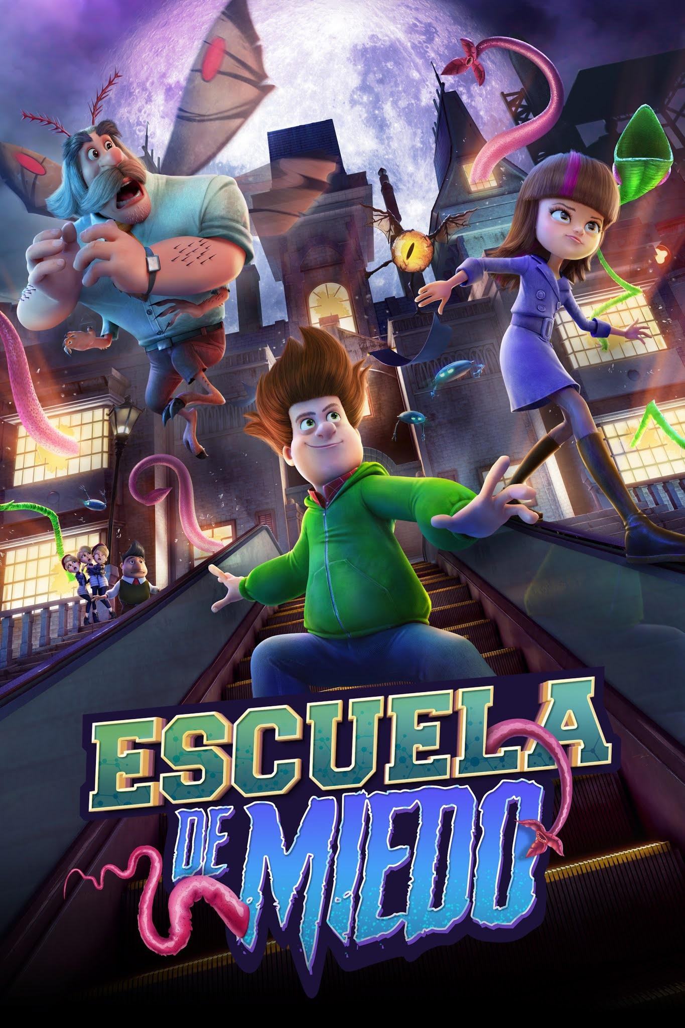 Escuela de Miedo (2020) HD 1080p Latino