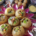 Panipuri in Air Fryer and Ragda in the Instant Pot
