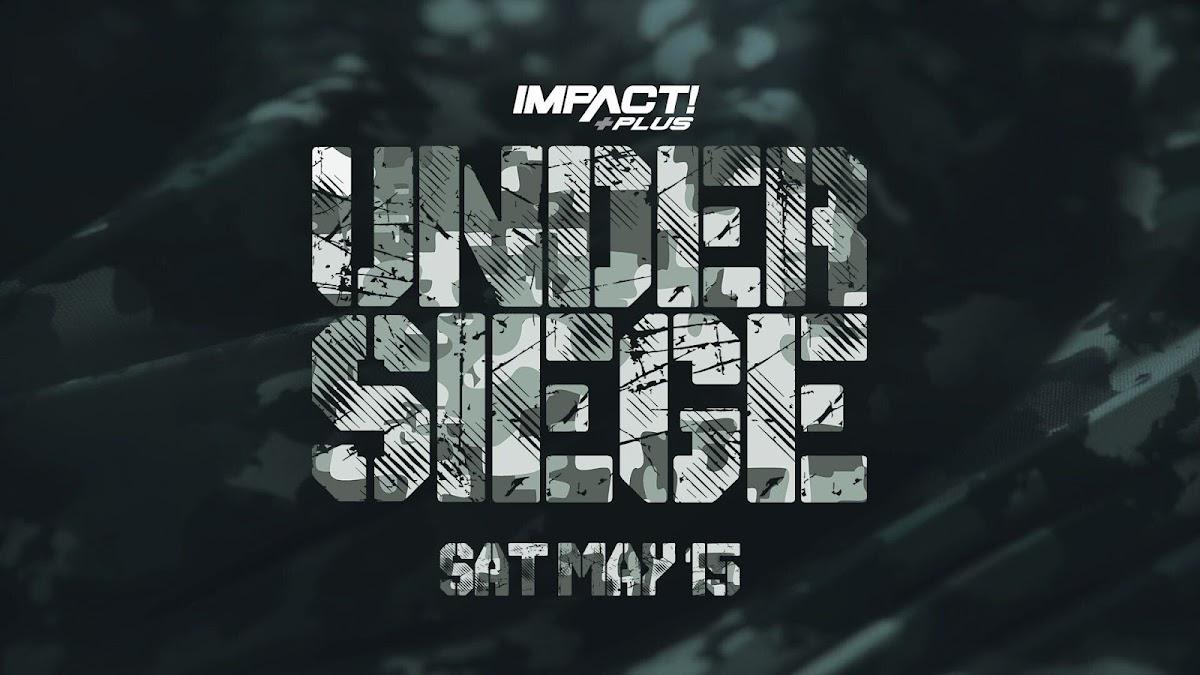 IMPACT Under Siege 2021: Card final do evento!