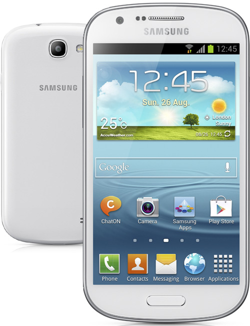 Samsung Galaxy Express Pictures