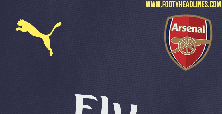 official photos bf26e 06366 Leaked: Colours and design for Arsenal's 2016-17 third kit ...