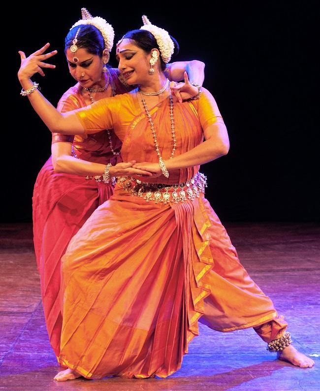 Nrityagram Dance Village: Surupa Sen, Pavithra Reddy in Nrityagram  Lalita Lavanga, Choreographed by Surupa Sen (Photo by Narendra Dangiya)