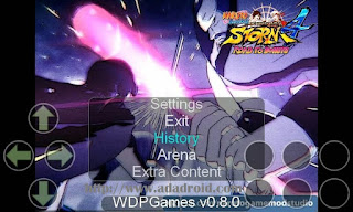 Era Shinobi Road to Boruto v0.8.0 Apk