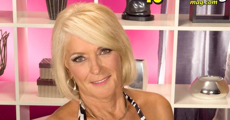 Georgette Mature Porn Video 52