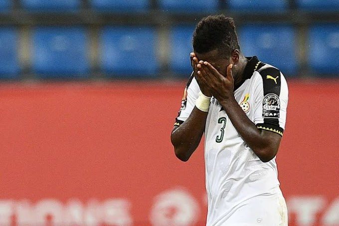 Black Stars crash out of AFCON 2019