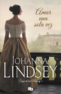 Amar una sola vez 1, Johanna Lindsey