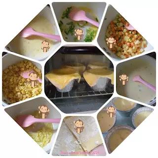 cara membuat zupa corn cream soup