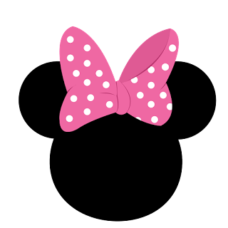 Minnie rosa PNG